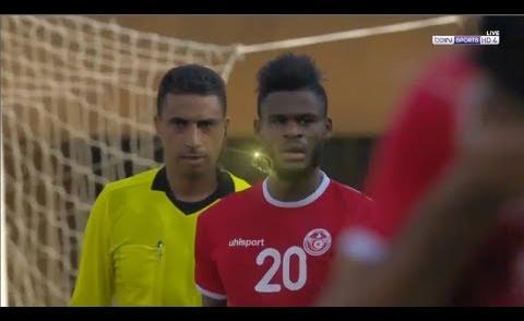 Embedded thumbnail for CAN (Elim.): Niger 1-2 Tunisie