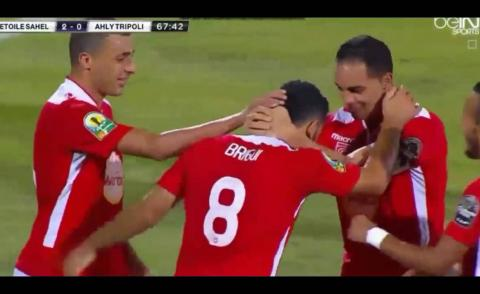 Embedded thumbnail for Coupe de la CAF: Etoile du Sahel 3-0 Ahly Tripoli