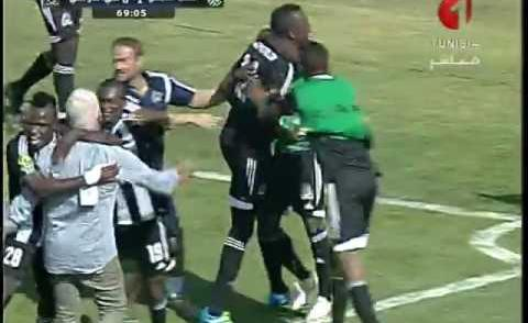 Embedded thumbnail for Stade Gabésien - Tout Puissant Mazembe