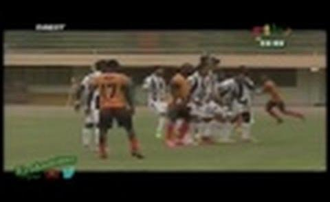 Embedded thumbnail for Coupe de la CAF: RC Kadiogo 1-2 CS Sfaxien