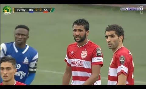 Embedded thumbnail for Coupe de la CAF (Poules-J5): Rivers 0-2 Club Africain